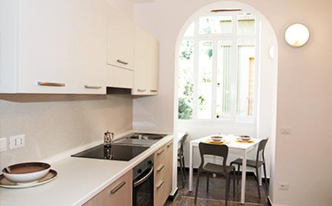 La casa di Santa Margherita Ligure