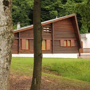 La casa dal bosco