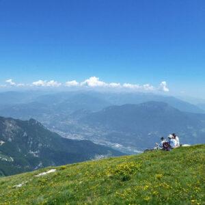 Trekking Monte Bondone
